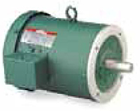Leeson Wattsaver® Premium Efficiency TEFC C Face Less Base Motors Secondary