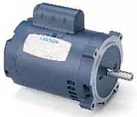 Leeson Keyed Shaft Drip-Proof Single Phase Less Base Jet Pump Motors