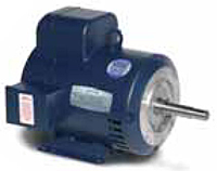 Leeson Single Phase Drip-Proof Rigid Base JM Pump Motors