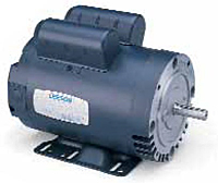 Leeson Rigid Base Single Phase Drip-Proof Pressure Washer Motors