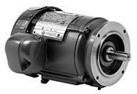 General Purpose Three Phase TEFC 841 Plus® Premium Efficient C-Face Footless Motors