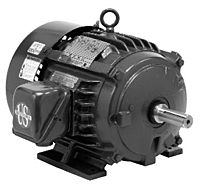 General Purpose Three Phase TEFC Hostile Duty Premium Efficient Motors