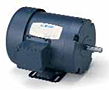 Leeson Three Phase Totally Enclosed Fan Cooled (TEFC) Motors
