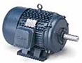 Leeson Cast Iron Three Phase Totally Enclosed Fan Cooled (TEFC) Motors