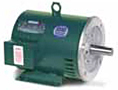 Leeson Wattsaver® Premium Efficiency Drip-Proof C Face with Base Motors Secondary