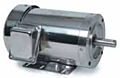 Leeson Three Phase TENV/TEFC C Face with Base Washguard All-stainless Motors secondary