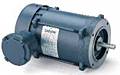 Leeson Single Phase C Face Less Base Explosion-Proof Motors