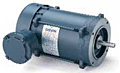 Leeson Three Phase C Face Less Base Explosion-Proof Motors
