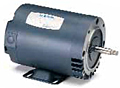 Leeson Threaded Shaft Drip-Proof Three Phase Less Base Jet Pump Motors
