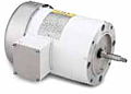 Leeson Threaded Shaft Three Phase TEFC C-Face Less Base Washguard Jet Pump Motors