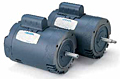 Leeson Keyed Shaft Aluminum C Face Less Base Single Phase Drip-Proof Swimming Pool Pump Motors