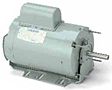 Leeson Single Phase PSC Type Resilient Base TEAO Fan & Blower Motors