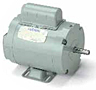Leeson Single Phase Capacitor Start Rigid Base Aeration Fan Motors