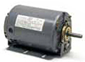 Leeson Open Drip-Proof Resilient Base Residential/Industrial Belted Split Phase Fan Motors