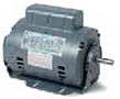 Leeson Open Drip-Proof 115 V Single Phase Premium Efficiency Industrial/Residential Belted Fan Motors