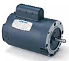 Leeson C Face Less Base Single Phase Drip-Proof  Instant Reversing Motors