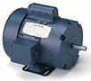 Leeson Rigid Base Single Phase TEFC Instant Reversing Motors