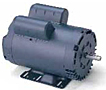 Leeson C Face with Base Single Phase TEFC Pressure Washer Motors