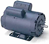 Leeson Single Phase Drip-Proof Rigid Base Compressor Duty Motors