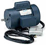 Leeson Single Phase TEFC C Face Less BaseTable Saw Motor